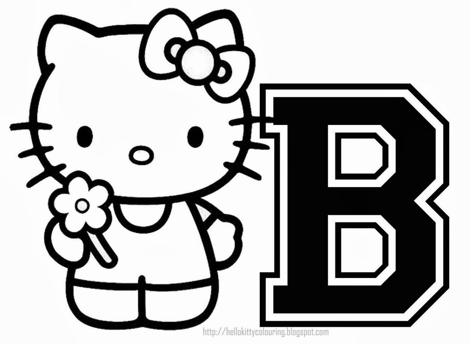 Imágenes De Hello Kitty Para Colorear Hello Kitty España