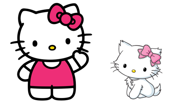 Hello Kitty es una gatita o una chica  Hello Kitty  Espaa