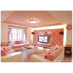 Casas de Hello Kitty